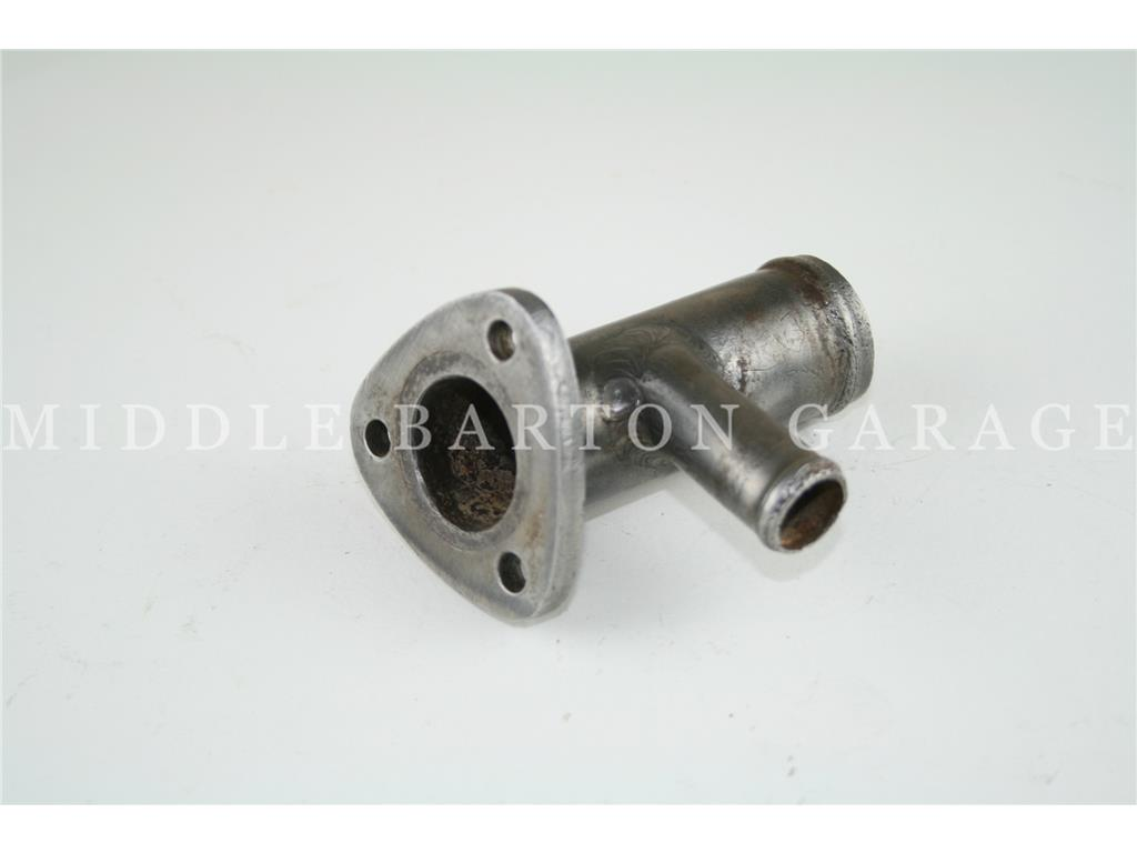 ABARTH SHORT WATER PUMP INLET PIPE